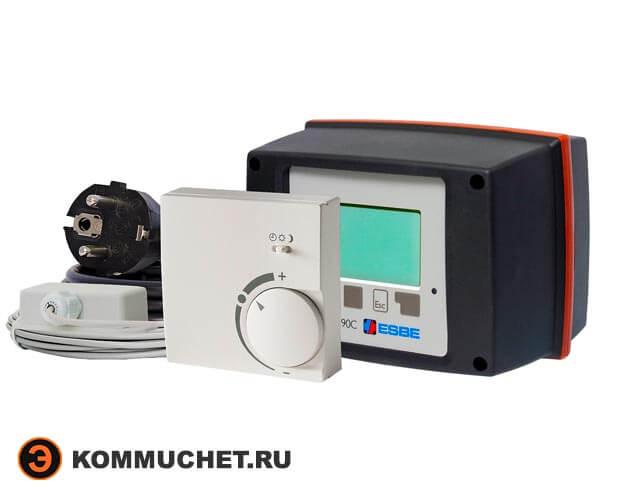 Электропривод-контроллер ESBE-90С