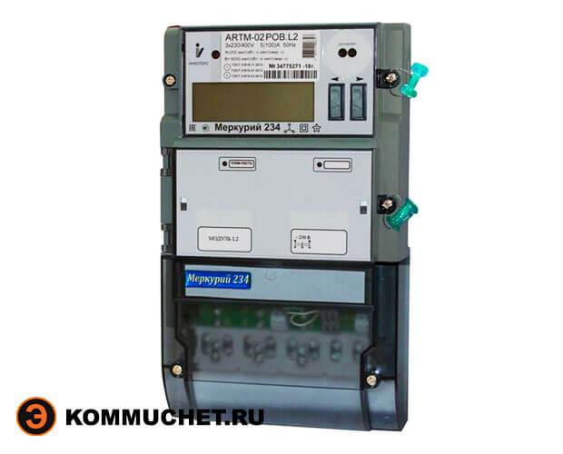Счетчик Меркурий 234 ARTM-00 PB.G