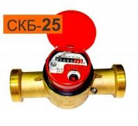 Счетчик воды СКБ-25