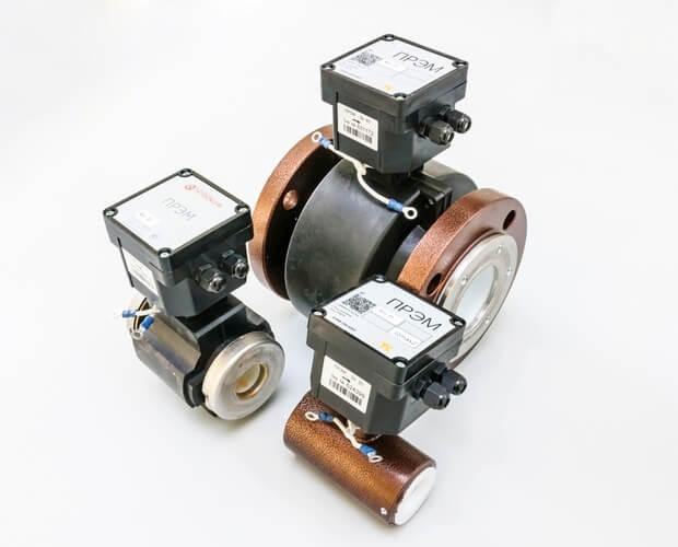 Расходомер электромагнитный ПРЭМ Ду 32 ГС класс D