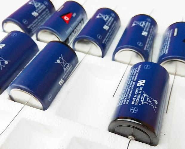 Батарейка тепловычислителя СПТ Логика