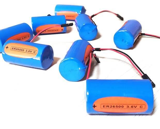 Батарейка тепловычислителя ВКТ-7