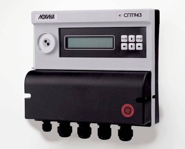 Тепловычислитель СПТ 943.1