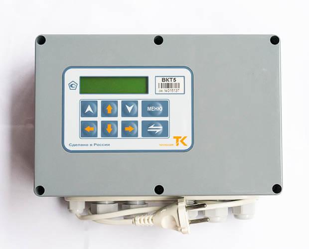 Тепловычислитель ВКТ-5